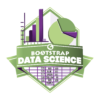 Bootstrap: Data Science Logo