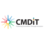 Logo of CMD-IT (Center for Minorities and People with Disabilities in Information Technology)