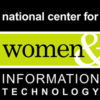 NCWIT: Why Does Broadening Participation in Computing Matter, and What Can You Do to Help? Logo