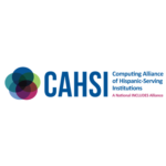 Logo of Computing Alliance of Hispanic Serving Institutions (CAHSI)