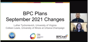 Overview of change to BPC Plans Logo
