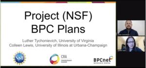 Project BPC Plans video Logo