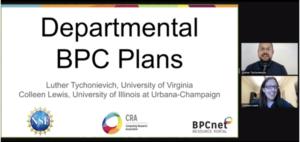 Departmental BPC Plan video Logo